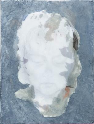 21. Portret 5 30x40cm 2012
