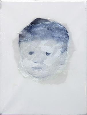 23. Portret 3 30x40cm 2012