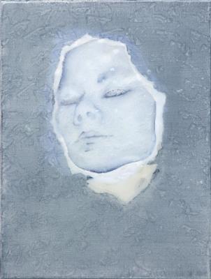 25. Portret 1 30x40cm 2012
