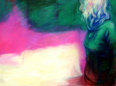 96. Autoportret 3 150x90 2005