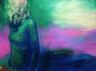 97. Autoportret 2 150x90 2005.