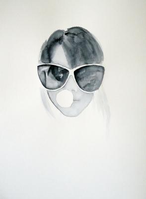 Portret 1 Maja Matrkova 42x56 2012