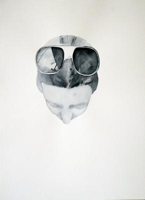 Portret 2 Maja Matrkova 42x56 2012