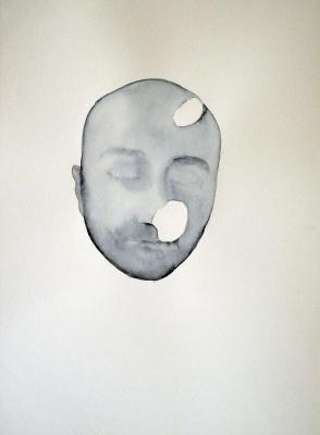 Portret 5 Maja Matrkova 42x56 2012