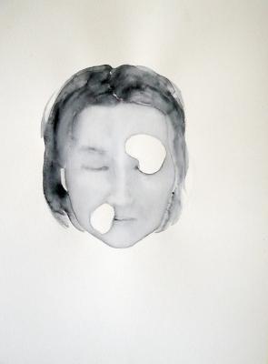 Portret 6 Maja Matrkova 42x56 2012